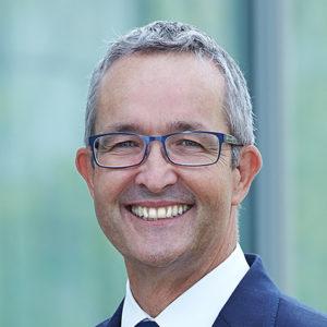 Thomas Weber, President of the Board