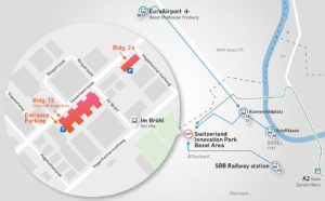 Location Switzerland Innovation Park Basel Area