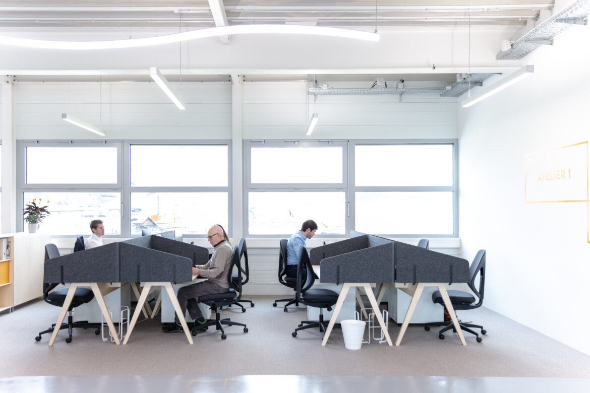 coworking space in basel